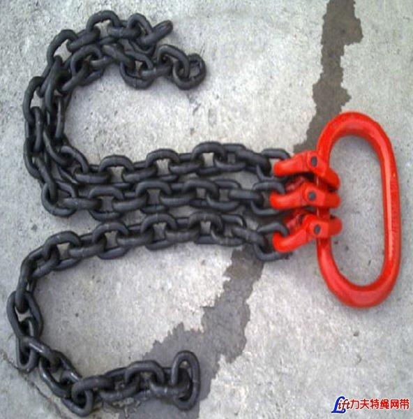 三腿链条捆绑索具_三腿捆绑链条索具_三