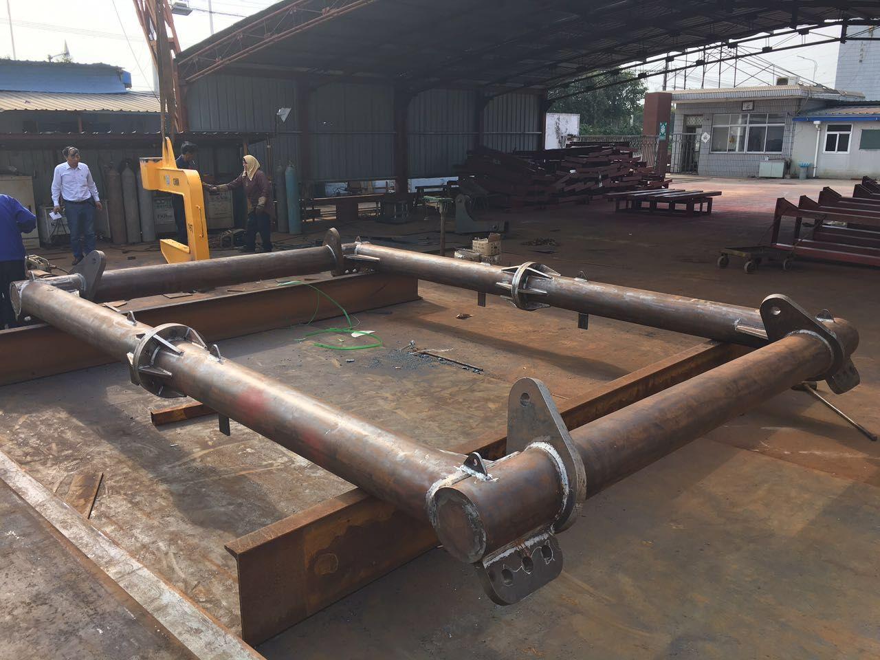 可拆卸吊装平衡梁-吊装框架式平衡梁