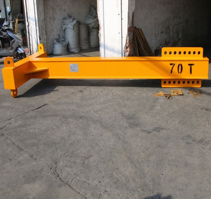 T型独傲梁-70T吊梁-80吨吊梁