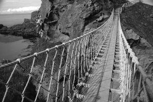桥梁安全防坠落网-桥梁安全防护绳网-景区索道防护网