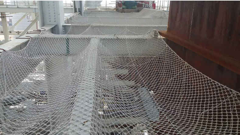 Fall Protection Construction Safety Knotted Rope Ne