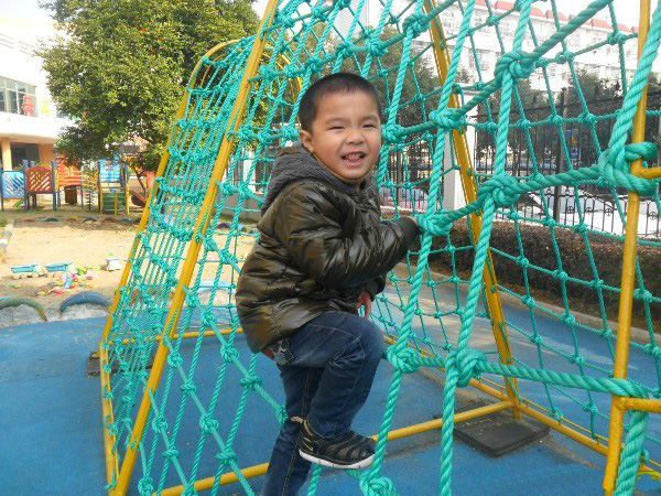 Playground Play Safety Net Outdoor Climbing Rope N