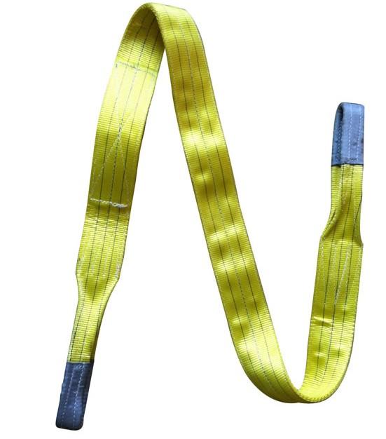 扁平吊装带接缝的缝制要求